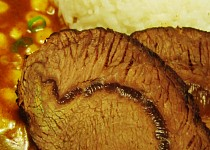 Hovězí pečeně Chilli con carne