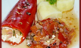 Papriky po turecku
