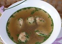 Šnytlíkové knedlíčky do polévky