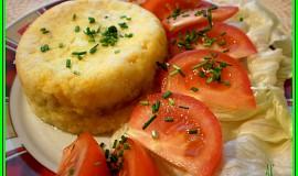 Smažený sýr z mikrovlnky