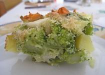 Brokolicový pekáček