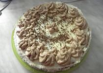 Banánový dortík