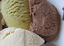 Čokoládová zmrzlina III.