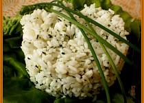 Dušená rýže v papiňáku