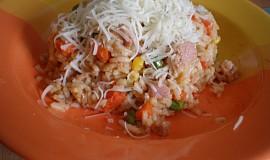 Levné a rychlé rizoto
