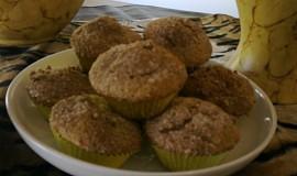 Muffins z jablecneho pyre