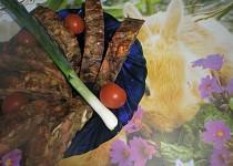 Velikonoční sekaná s ořechy