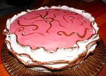 Orientální dort