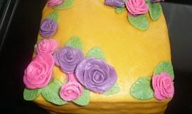 Hranatý  - dort č. 1