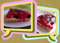 Kačenčin ovocný dortík