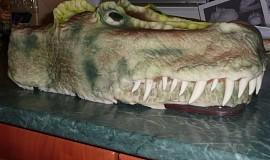 Krokodýl -   dort č. 7