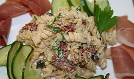 Středomořský těstovinový salát podle Jeny