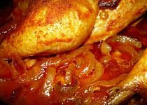 Pečené kuře zas trochu jinak :o)