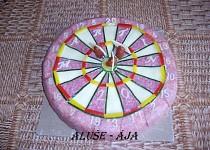 Slaný dort - TERČ