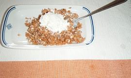 Mrkvový dezert s kokosem