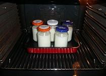 Jogurt  z trouby