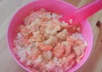 Kuřecí směs s rýží