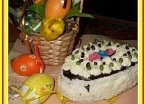 Srandovní dortík na Velikonoce