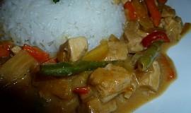 Tofu se smetanou