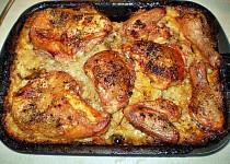 Kadlíkovo kuře na čemsi