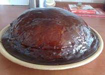 Čokoládový, vanilkový, palačinkový dort