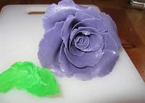 Modelování růže