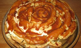 Větrníkový dort