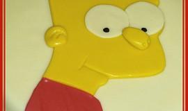 Dort Bart Simpson