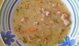Falešná králičí polévka
