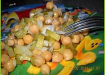 Rychlý cizrnový salát od Pejli