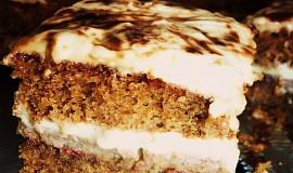 Kafíčkové řezy jako dortík