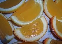 Citrusové želé