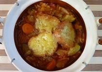 Zeleninová polévka  na zahřátí