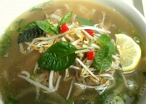 Hovězí polévka skoro lepší jako od babičky- Phở Tai