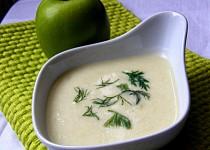 Fenyklová polévka z Avignonu
