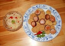 Zlaté bramborové dukátky