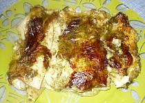 Cannelloni s tvarohem a špenátovou omáčkou