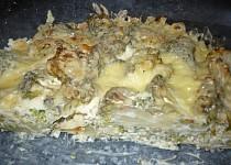 Brokolice s Hermelínem a sýrovou čepičkou