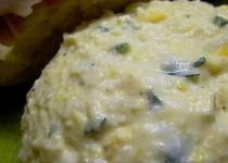 Vaječno - máslová pomazánka