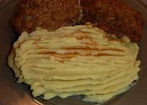 Bramborovo - celerové pyré