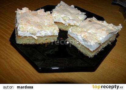 Sněhový koláč