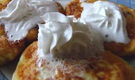 Jizerské tvarohovo-bramborové placky