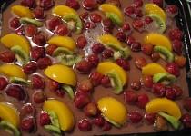 Ovocná rychlovka - nepečená