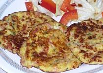 Tvarohovo sýrové placičky