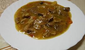 Čína z vepřového masa