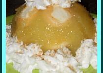 Nepečené jablečné dortíčky