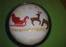 Vánoční dort