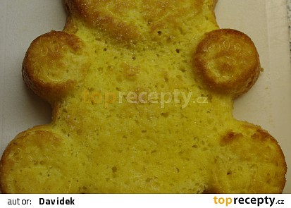 Citronový medvídek