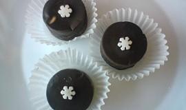 Karamelové burizony v čokoládě