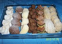 Ořechy z maminčina receptáře